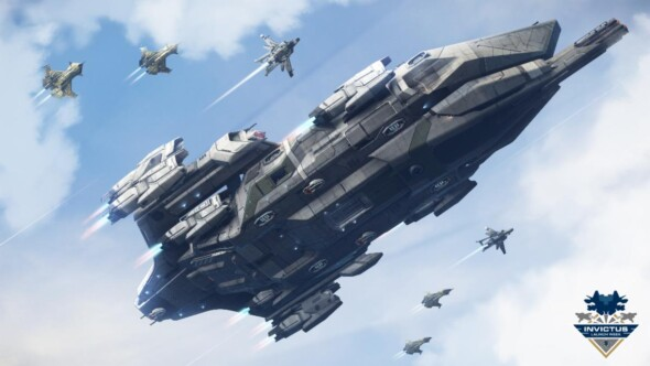 Star Citizen- Invictus Launch week special event starts now!