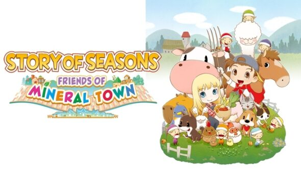 STORY OF SEASONS: Friends of Mineral Town Available Now on Switch within Europe and Australia