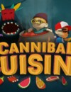 Cannibal Cuisine releases this month