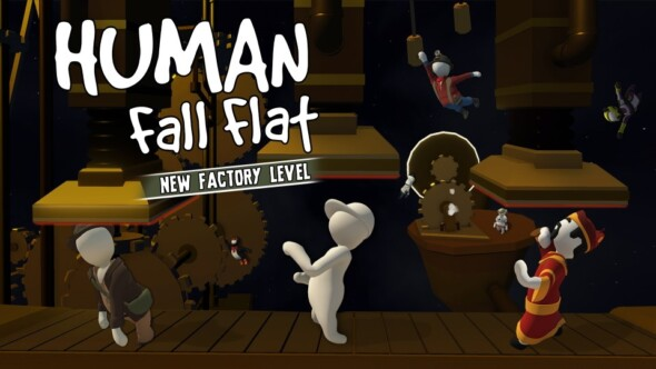 Free update coming to Human: Fall Flat on PC