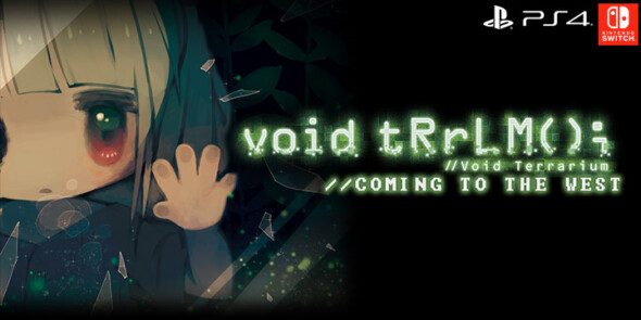 New trailer for void tRrLM(); //Void Terrarium asks you to protect the last human