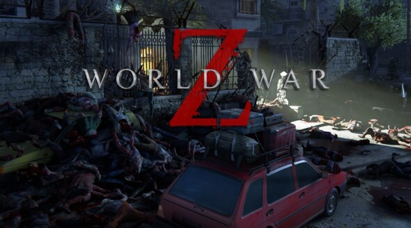 Get stuck into the Marseille episode of World War Z today!