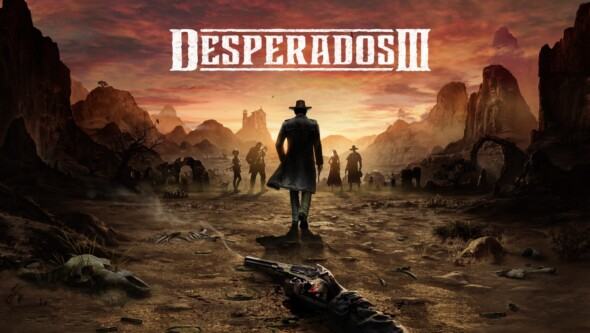 New missions in Desperados III with the newest update