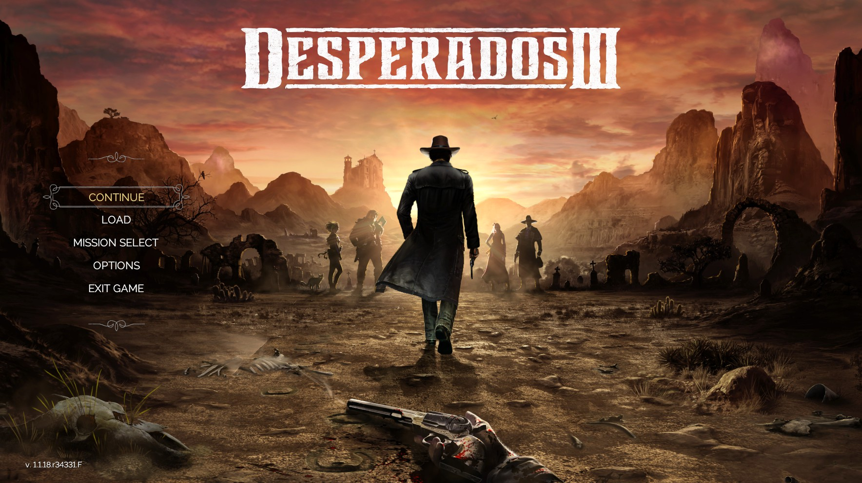 3rd Strike Com Desperados Iii Review