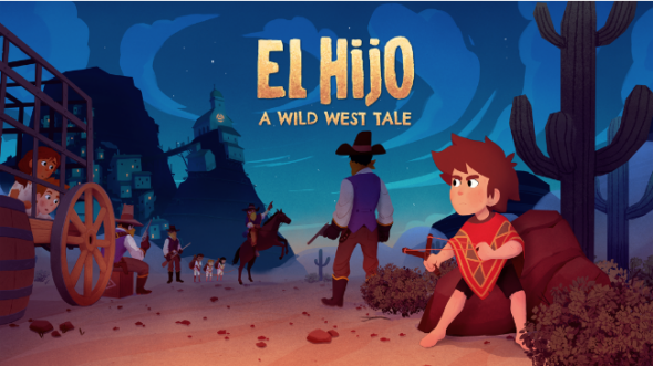 El Hijo – A Wild West Tale is available now