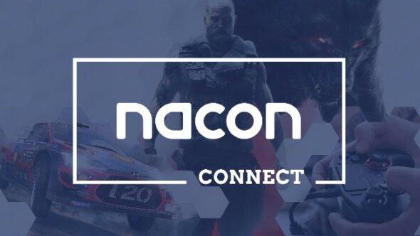 NACON presenting new games tomorrow, July 7th, at NACON Connect