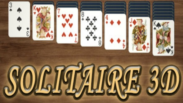 Back to the past! Solitaire 3D coming to Steam July 1st!