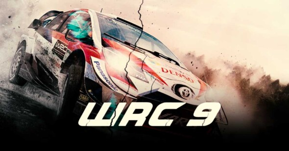 WRC 9 out now!
