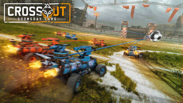 New updates and event released in Crossout