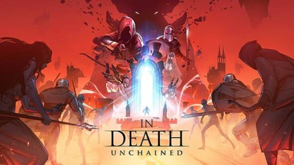 Death Unchained out now on Oculus Quest