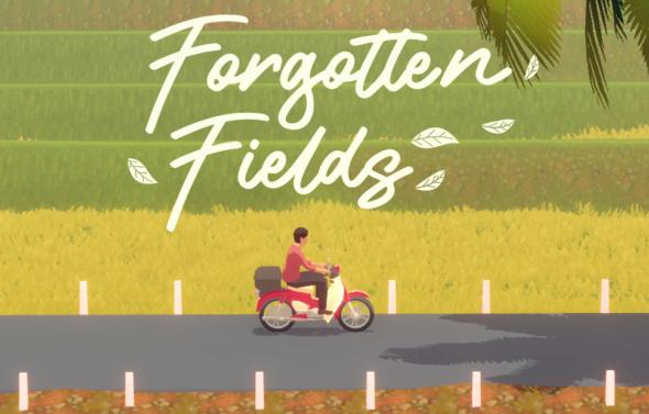 Forgotten Fields Kickstarter campaign ended successfully