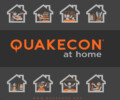 The 25th QuakeCon will be held at your house!