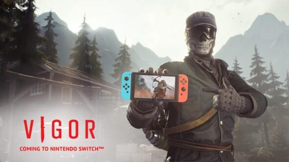 Vigor released on Nintendo Switch