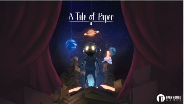 New trailer showcases origami-inspired A Tale of Paper