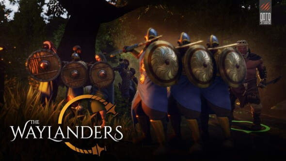 The Waylanders arrives on GOG today