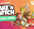 Bake 'n Switch out on Steam today