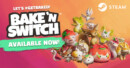 Bake 'n Switch cooks up a discount