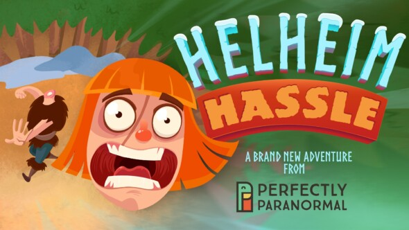 Helheim Hassle arrives on PS4