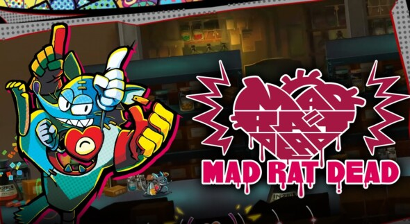Mad Rat Dead drops the beat in a new trailer