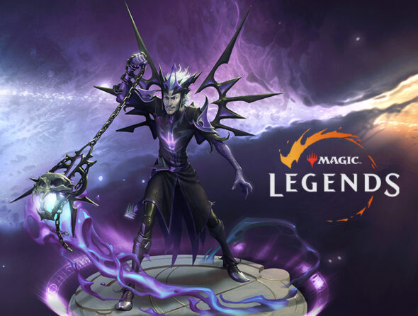 Magic: Legends unveils the new dark and dangerous Necromancer class