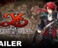 Combat trailer released for Ys IX: Monstrum Nox