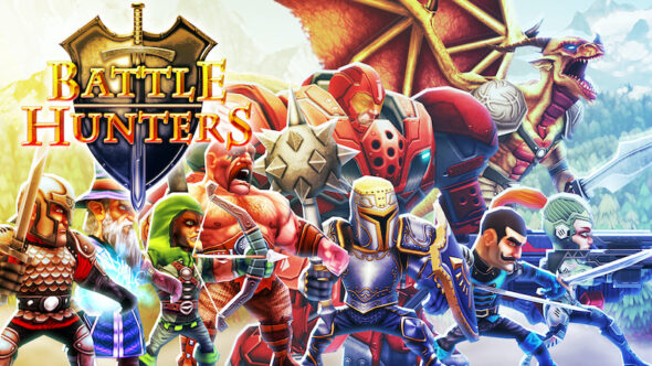 Battle Hunters – Out now!