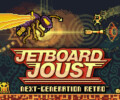 The Golden Age of gaming returns with Jetboard Joust shooting up Steam on October 23