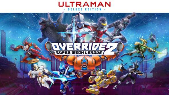 Override 2: Super Mech League's short closed beta