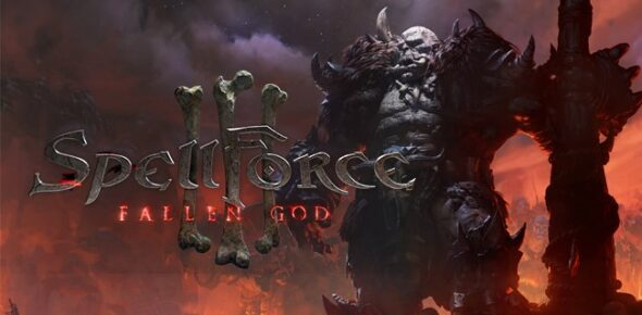 Remember, remember the third of November, trolls are coming to SpellForce: Fallen God