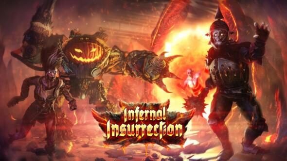 Killing Floor 2 starts Halloween early with Infernal Insurrection