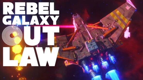 Rebel Galaxy Outlaw is launching on to PC and consoles this September!