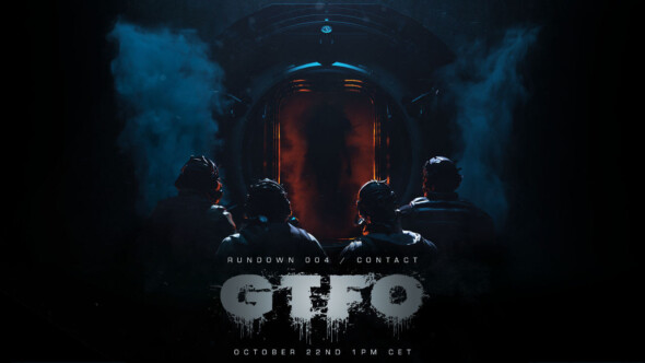 GTFO Rundown 004 Launches October 22