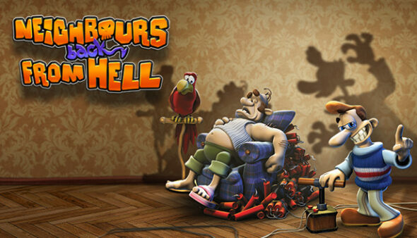 """""""Neighbours back From Hell"""" is finally coming to mobile!"""
