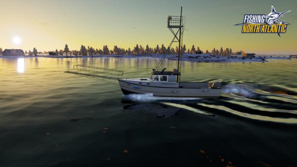 Fishing: North Atlantic Trawls, Trolls and Jigs onto Steam