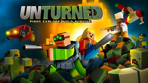 Unturned – Soon to be released for consoles!