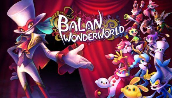 BALAN WONDERWORLD – new trailer revealed!