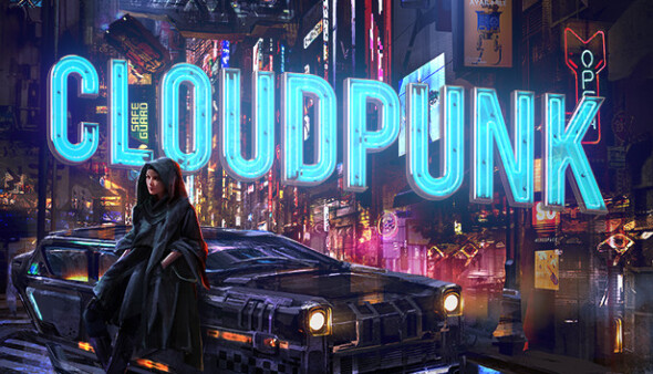 Explore the futuristic dystopia in Cloudpunk