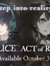 "Yoko Taro-Directed SINoALICE Begins ""Act of Reality"" Story Chapter Oct. 30"