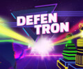 Become the anti-virus in 80s inspired tower defense Defentron