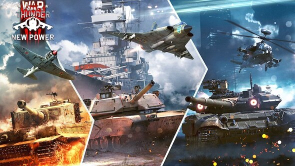 Biggest update yet announced for War Thunder