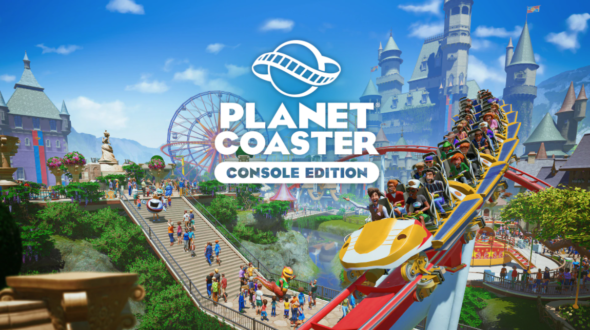 Planet Coaster: Console edition gets new DLC