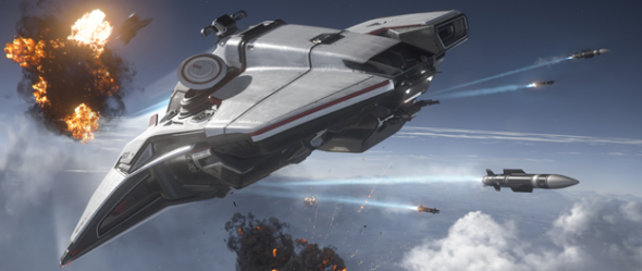Last Chance to play Star Citize for free as the ending of Star Citizen's Aerospace Expo approaches