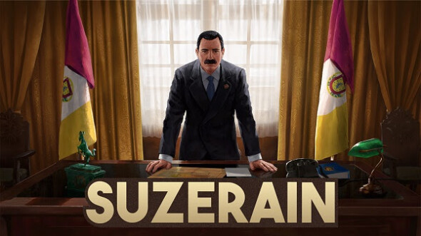Text-based political drama adventure Suzerain launches on Steam on December 4