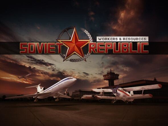 Workers & Resources: Soviet Republic Content Update #6 on Steam Today