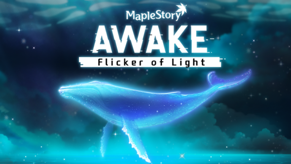 MapleStory's massive winter update continues with Awake: Flicker of Light and it's available TODAY