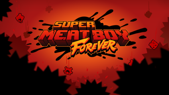 Super Meat Boy Forever out now