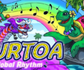 Jamming game Turtoa: Global Rhyhtm gets an update and comes to Steam soon