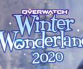 Winter Wonderland 2020 live in Overwatch