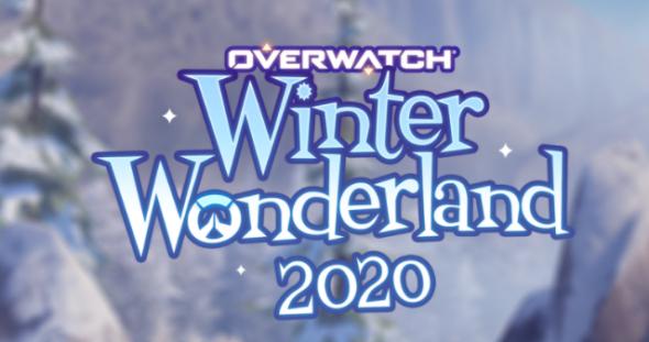 Winter Wonderland 2020 live in Overwatch
