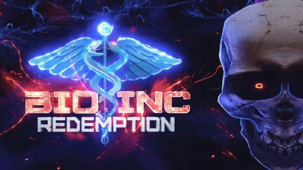Bio Inc. Redemption starts practicing medicine on mobile today